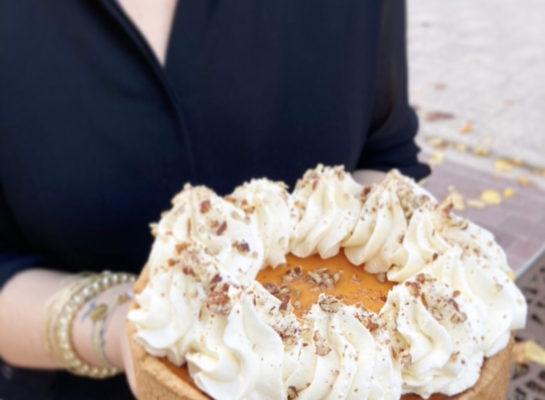 La recette secrète de notre maman, la tarte à la citrouille